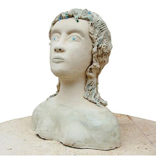 Paola Abbondi - Acqua - Scultura - Exclusive Galleria d'arte Papier