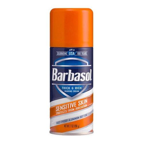 Barbasol Sensitive Skin 198 gr - Profumo Profumeria Artistica Sabaudia