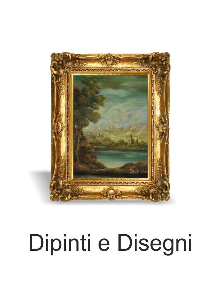 Dipinti e Disegni