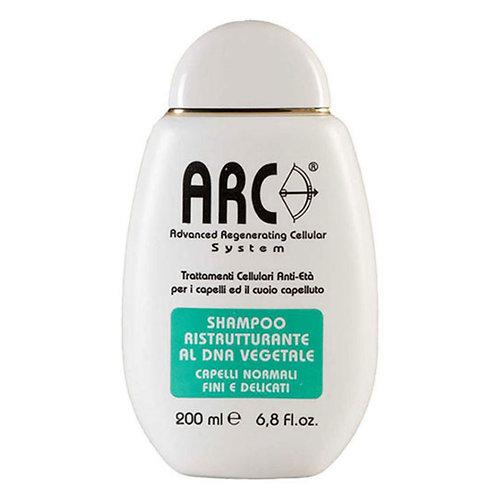 Arc Shampoo Ristrutturante per Capelli normali, fini e delicati - Profumo Sabaudia