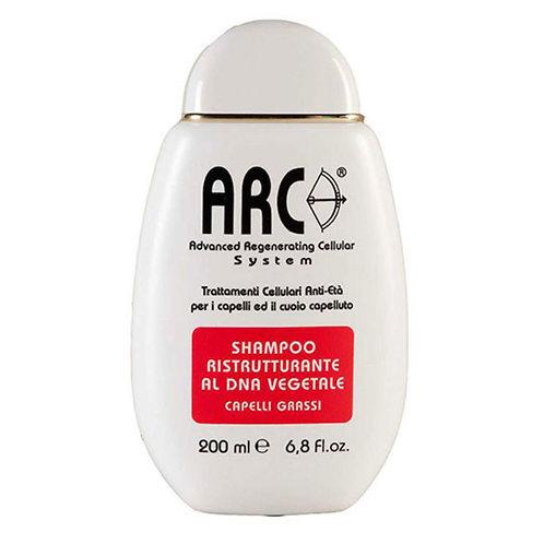 Arc Shampoo Ristrutturante per Capelli grassi - Profumo Sabaudia