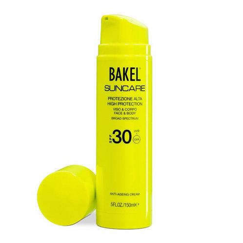 Bakel Crema Solare Viso e Corpo SPF 30 150 ml - Profumo Profumeria Artistica Sabaudia
