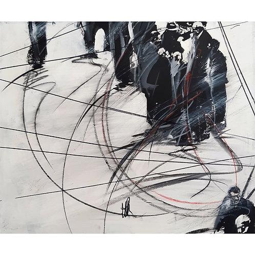 Marco Tamburro - Incontri - Galleria Papier