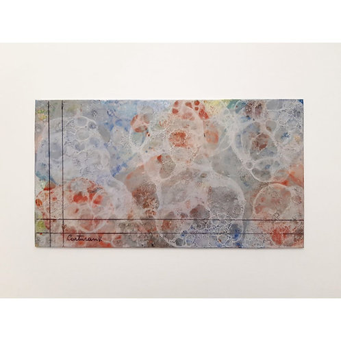 Valter Carturan - Sinfonia con bolle di sapone - Exclusive Galleria Papier