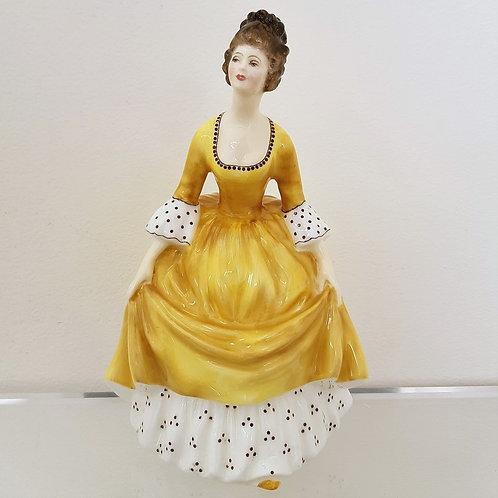 Coralie 1968 Royal Doulton figurine - Galleria Papier antiquariato