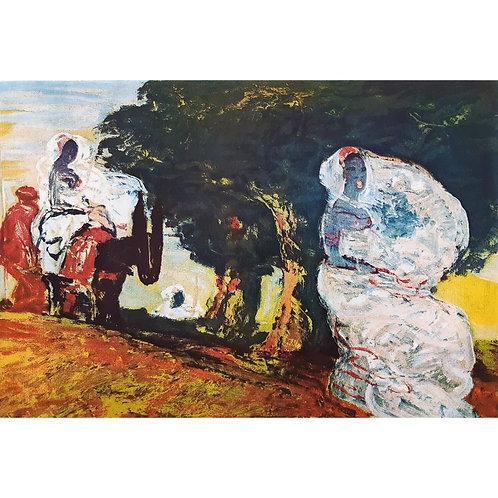 Vento di Somalia - Salvatore Fiume - Galleria d'arte Papier