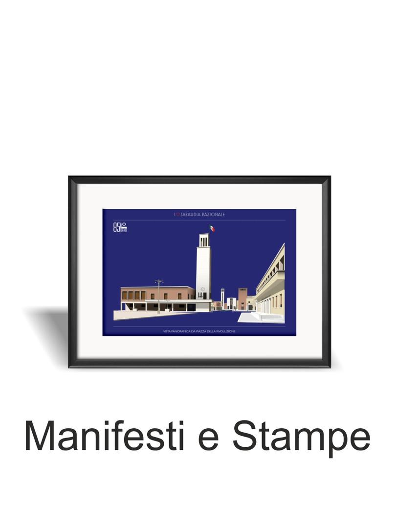 Manifesti e Stampe