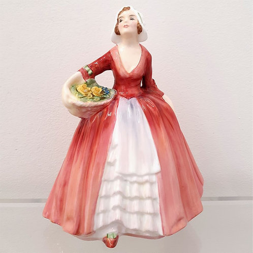 Janet 1932 Royal Doulton figurine - Galleria Papier antiquariato