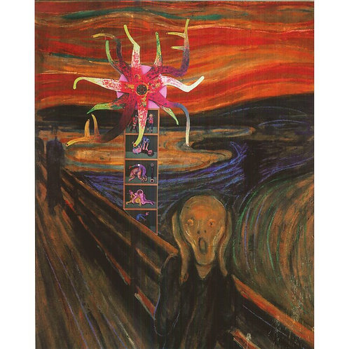 Alfonso Marino - Intrusione: Munch e Persico - Exclusive Galleria Papier