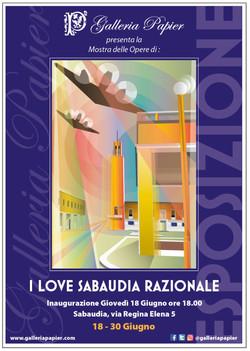 I Love Sabaudia Razionale