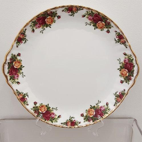 Piatto dolci da 29 cm Royal Albert Old Country Roses Galleria Papier