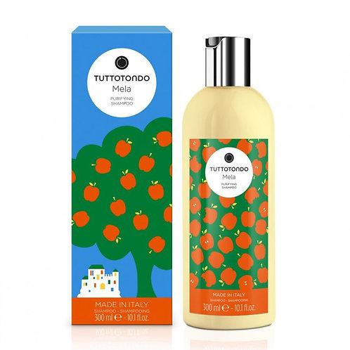 Tuttotondo Mela Shampoo purificante - Profumo Sabaudia