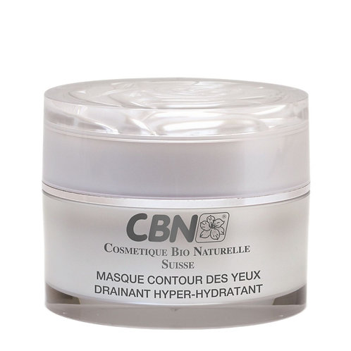 CBN Linea Termale Masque Contour Des Yeux Drainant Hyper Hydratant 30 ml - Profumo Profumeria Artistica Sabaudia