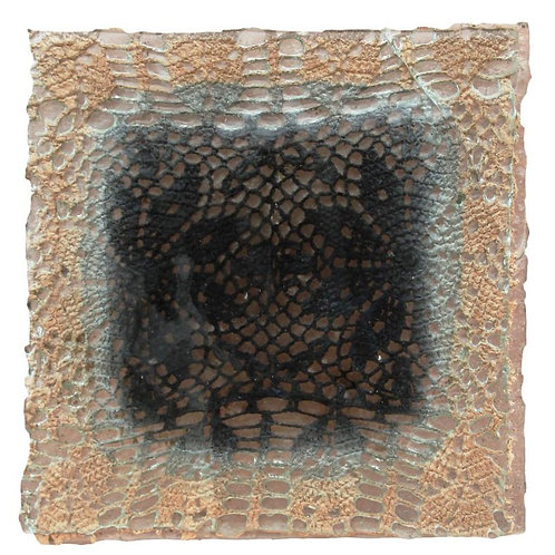Paola Abbondi - Trasparente 2 - Scultura - Exclusive Galleria d'arte Papier