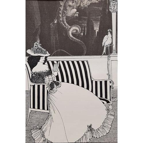 Alfonso Marino - Doré - Collage -  Exclusive Galleria d'arte Papier