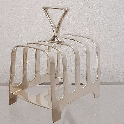 Toast rack James Dixon 1835 Galleria Papier
