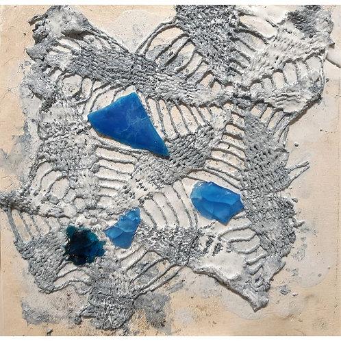 Paola Abbondi - Inverno - Scultura - Exclusive Galleria d'arte Papier