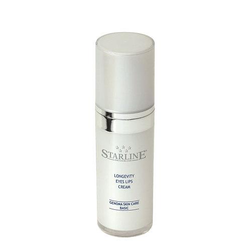 Starline Basic Longevity Eyes Lips Cream 30 ml - Profumo Profumeria Artistica Sabaudia
