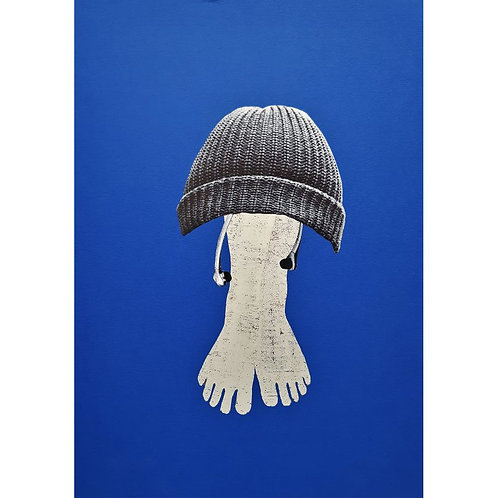 Alfonso Marino - Rapper, Ibridi - Collage -  Exclusive Galleria d'arte Papier