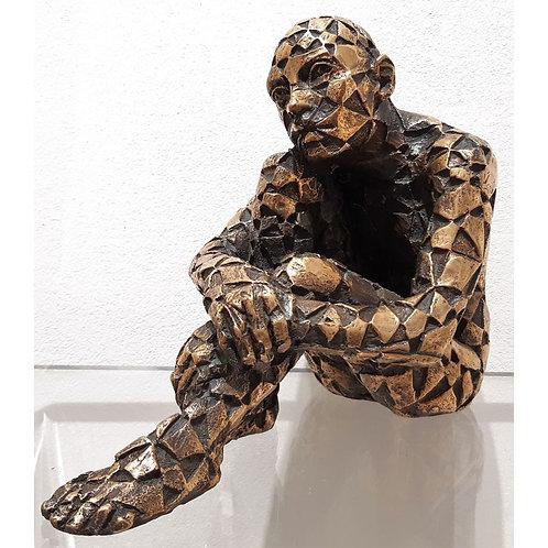 Stella 2007 - Rabarama scultura in bronzo - Galleria d'arte Papier
