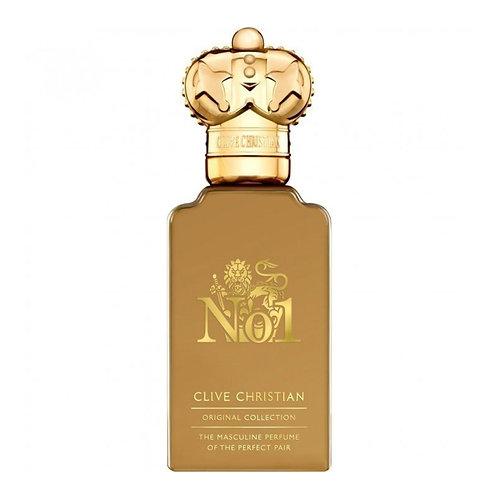 Clive Christian No.1 Masculine Eau de Parfum - Profumo Sabaudia profumeria artistica