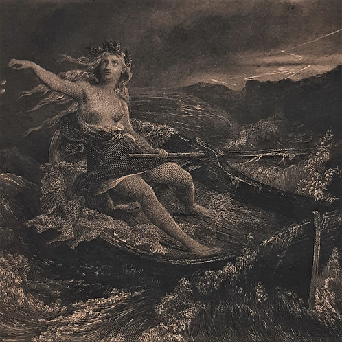 Les Martyrs Lacour Chateaubriand 1842 Galleria Papier