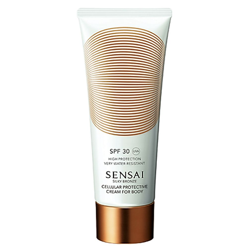 Sensai Silky Bronze - Cellular Protective Cream for Body - Profumo Sabaudia