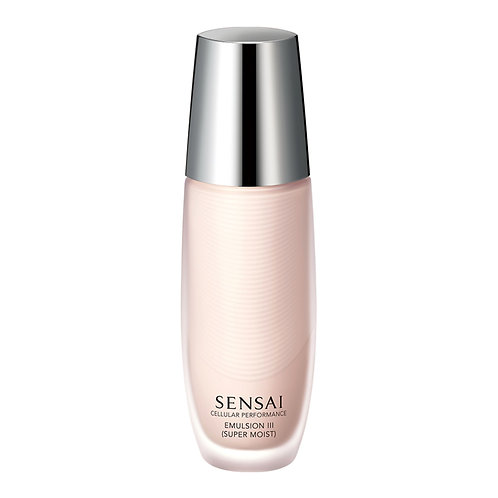 Sensai Cellular Performance Emulsion III (Super Moist) 100 ml - Profumo Sabaudia Profumeria Artistica