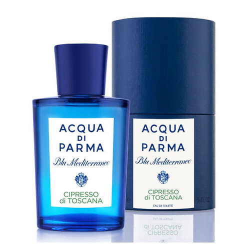 Acqua di Parma Blu Mediterraneo Cipresso di Toscana EDT 150 ml - Profumo Sabaudia