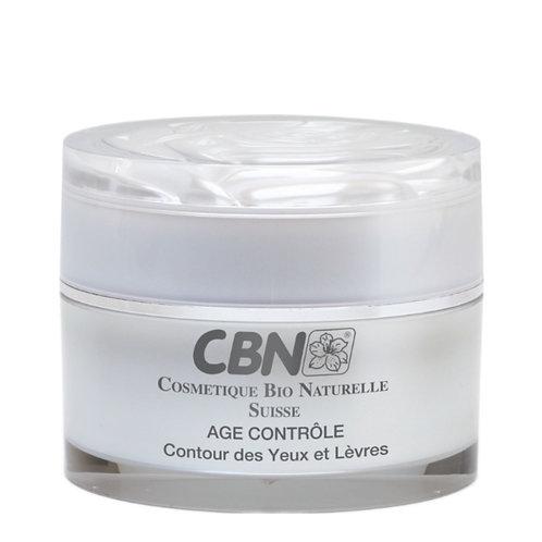 CBN  Linea Anti-Età Age Controle Contour des Yeux et Lèvres 30 ml - Profumo Profumeria Artistica Sabaudia