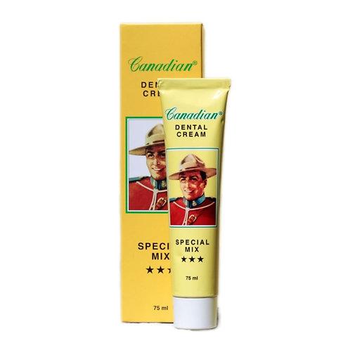 Dentifricio Canadian Dental Special Mix 75 ml - Profumo Profumeria Artistica Sabaudia