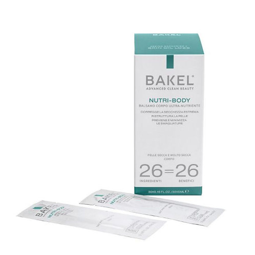 Bakel Nutri-Body 30x5 ml - Profumo Profumeria Artistica Sabaudia