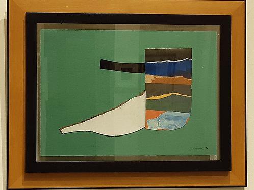 Barisani 1988 Galleria Papier