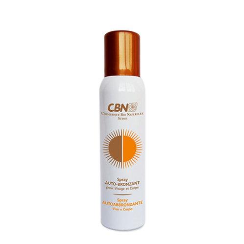 CBN Linea Solari Spray Autobronzant  pour Visage et Corps 125 ml - Profumo Profumeria Artistica Sabaudia