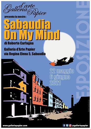 Sabaudia On My Mind