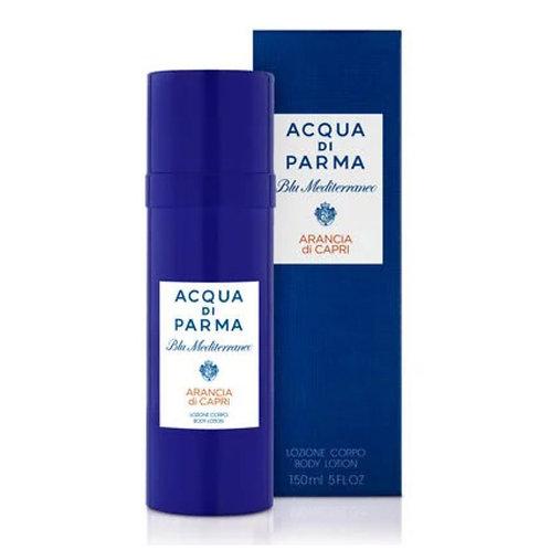 Acqua di Parma Blu Mediterraneo Arancia di Capri Body Lotion 150 ml - Profumo Profumeria Artistica Sabaudia