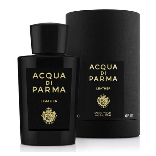 Acqua di Parma Signatures of the Sun Leather Eau de Parfum 180 ml - Profumo Sabaudia