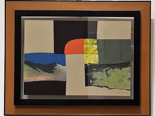 Barisani 1989 Galleria Papier