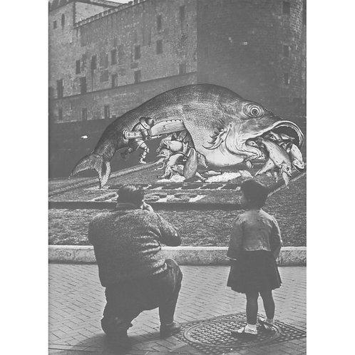 Alfonso Marino - intrusione: Peterse e Bruegel - Exclusive Galleria Papier