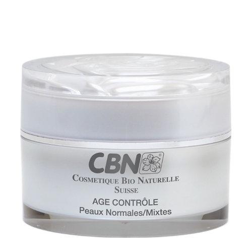 CBN  Linea Anti-Età Age Contrôle Peaux Normales/Mixtes 50 ml - Profumo Profumeria Artistica Sabaudia