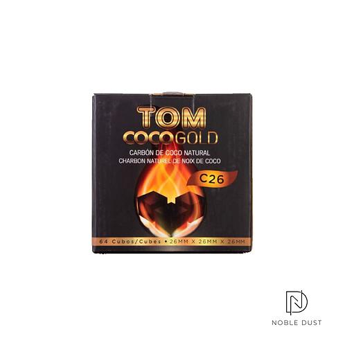 Tom Cococha   COCO GOLD   Naturkohle   C26   1KG