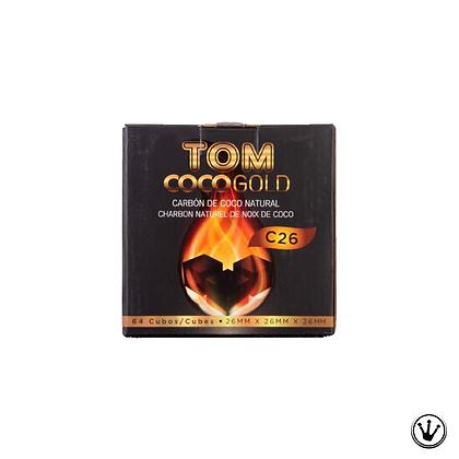 Tom Cococha | COCO GOLD | Naturkohle | C26 | 1KG