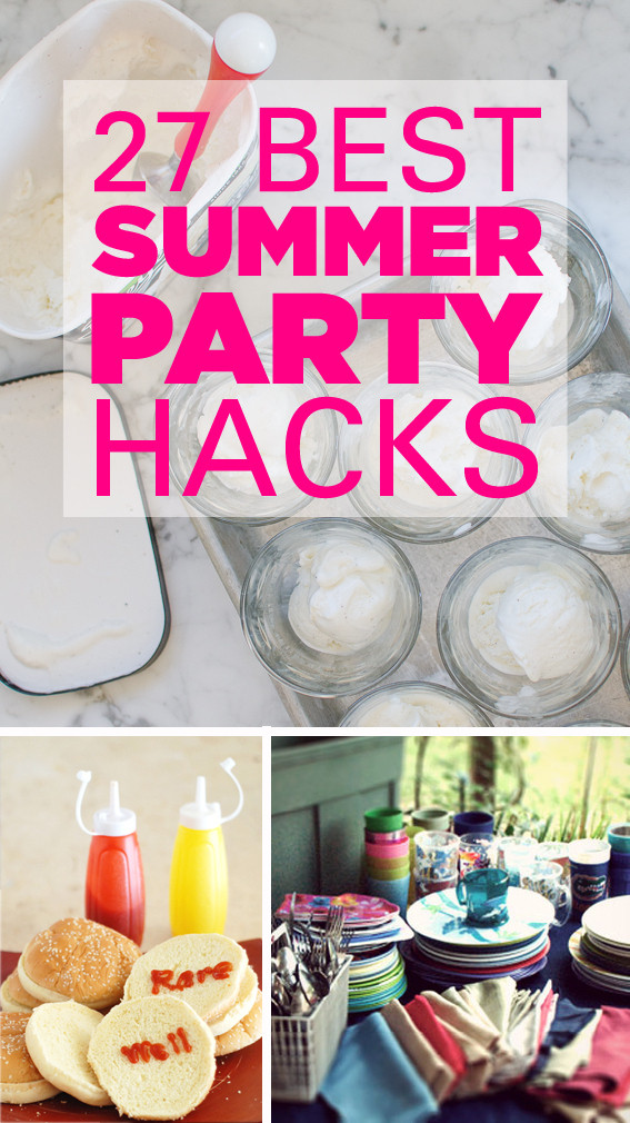 Party Hacks That Will Change Your Life