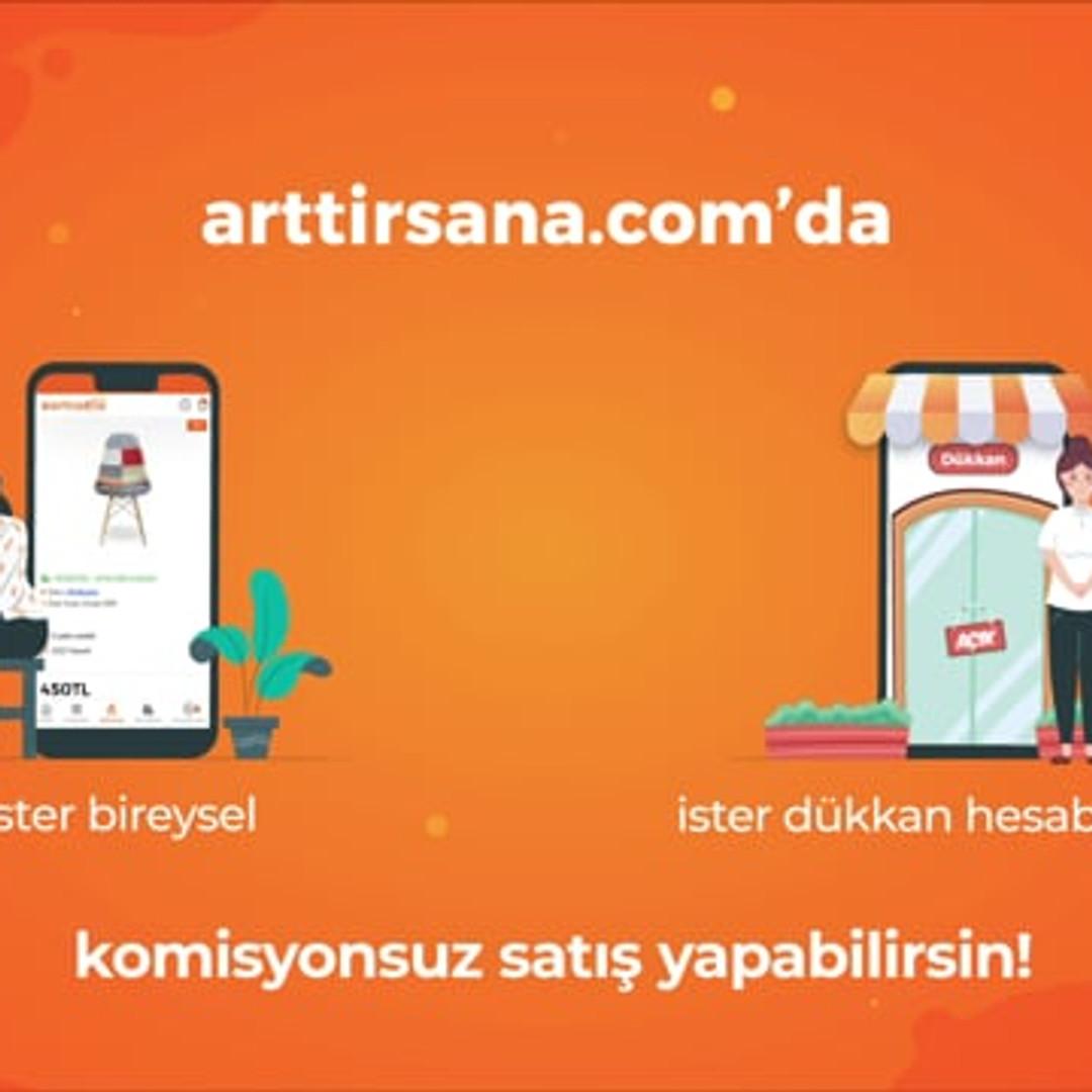 Arttirsana.com