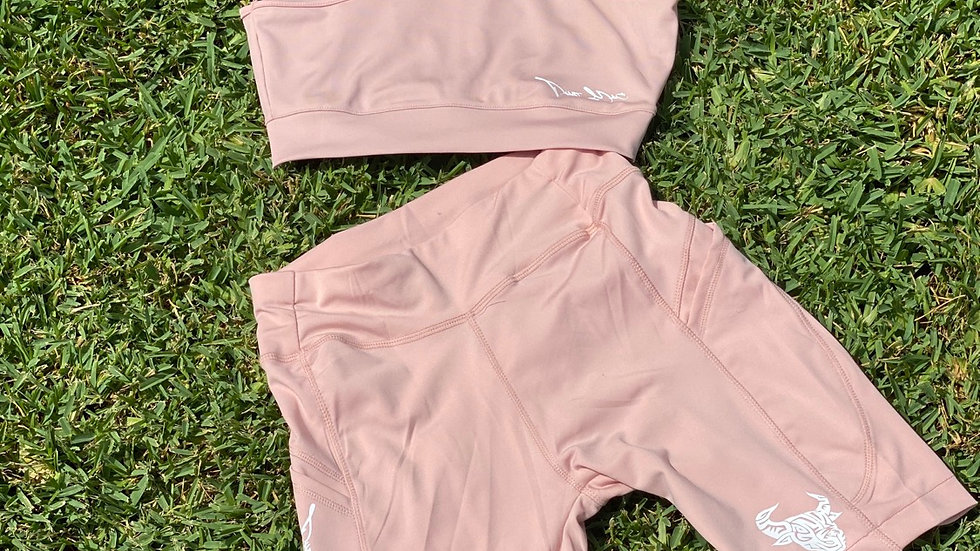 Two piece women sportswear