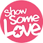 Show Some Love Circle - Magenta-wh.png