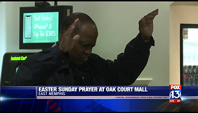 MISSION POSSIBLE: COSM OAK COURT MALL PRAYER