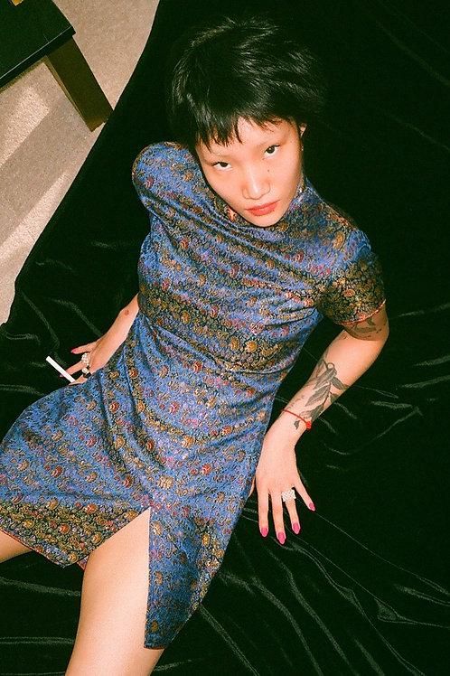 Lunar New Year Mini Dress