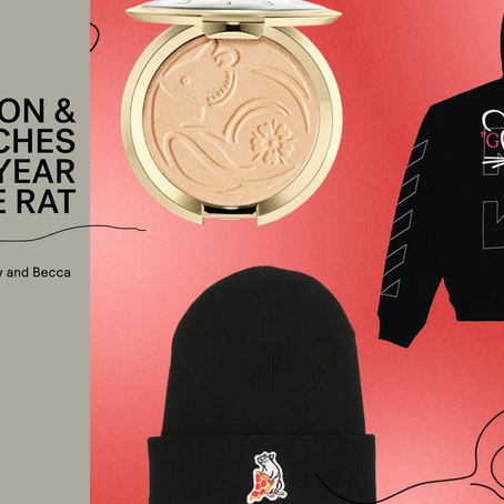 Nylon: 13 Fun Fashion & Beauty Launches to Ring in the Year of the Rat
