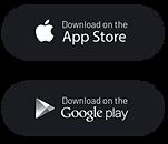 ìcone App Store e Google Play